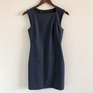 🆕 Theory Navy Blue Almeria Sheath Dress Size 0